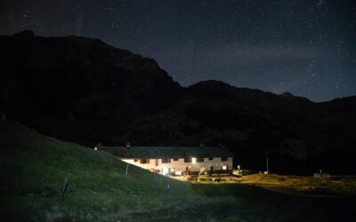 A night in a refuge